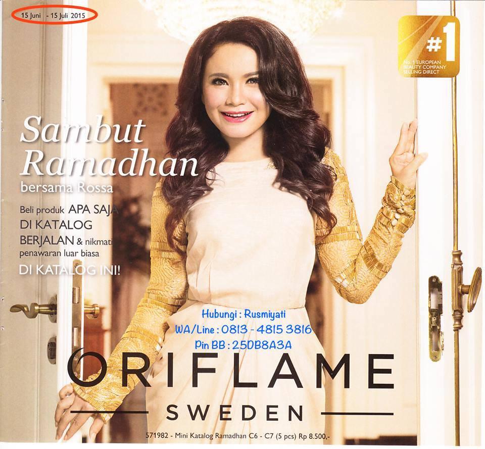 Katalog Oriflame Edisi Ramadhan 15 Juni – 15 Juli 2015